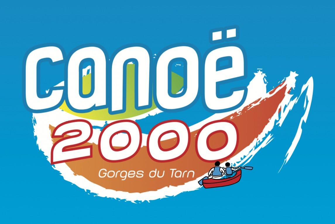 Nouveau logo Canoe 2000